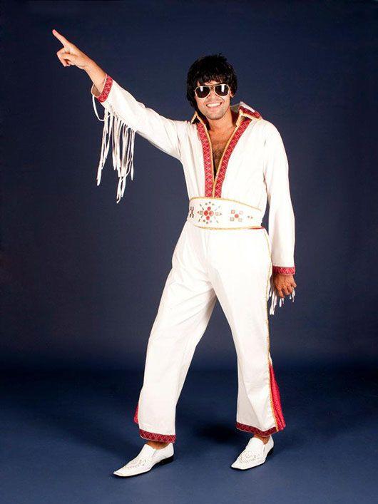 Elvis Presley_traje blanco