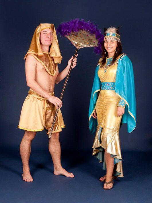 Faraón y Faraona