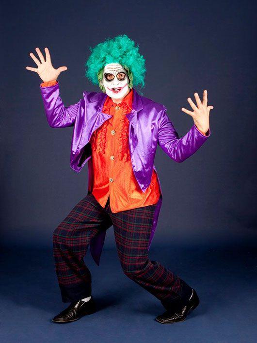 Joker en Batman