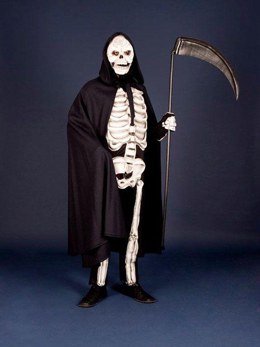 La muerte y la guadaña